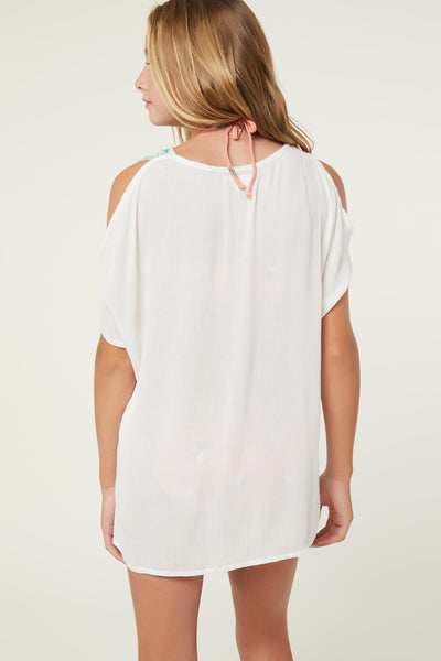 Girls Frannie Cover Up | O'Neill Clothing USA