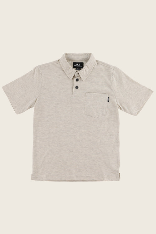 LITTLE BOYS FRASER POLO