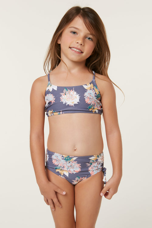 b04de86010 LITTLE GIRLS FREEFALL BRALETTE SET – O Neill