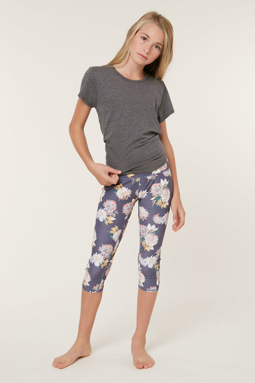 GIRLS FREEFALL HYBRID CAPRI PANTS