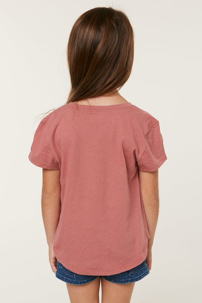 LITTLE GIRLS GELATO TEE