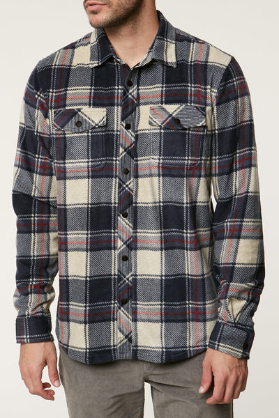 SUPERFLEECE GLACIER CREST FLANNEL