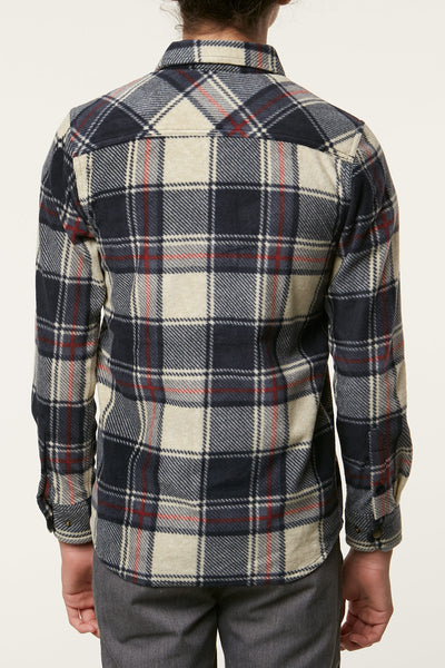 BOYS SUPERFLEECE GLACIER SHIRT