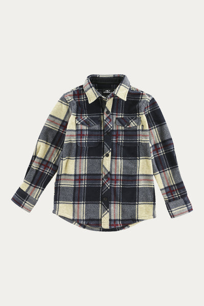 LITTLE BOYS SUPERFLEECE GLACIER CREST SHIRT