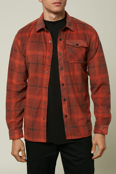 GLACIER PEAK SUPERFLEECE FLANNEL