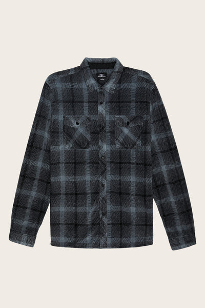 Glacier Peak Superfleece Flannel | O'Neill Clothing USA