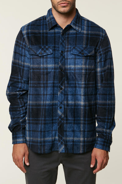 GLACIER PLAID SHIRT