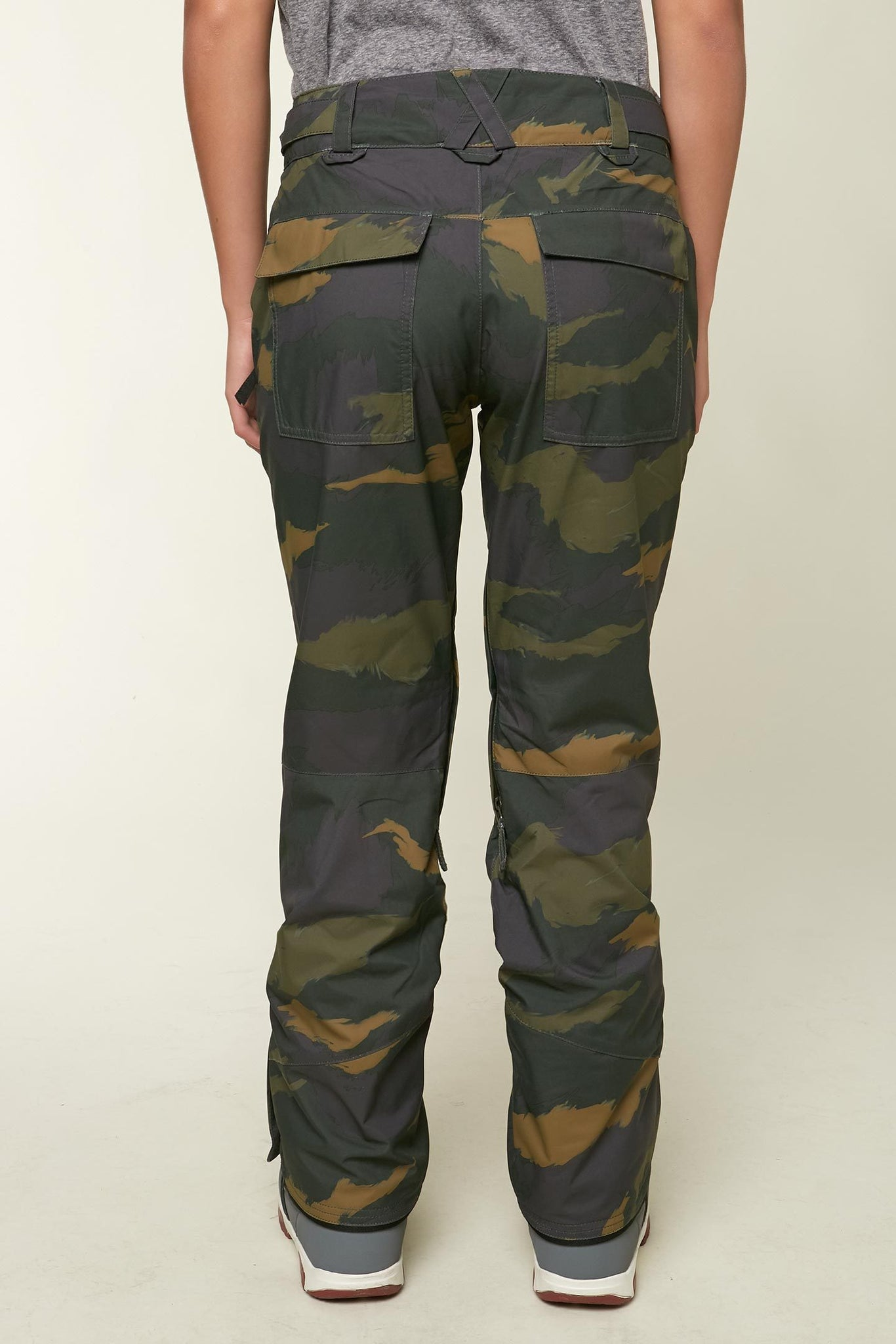 Glamour Pants - Green Aop | O'Neill