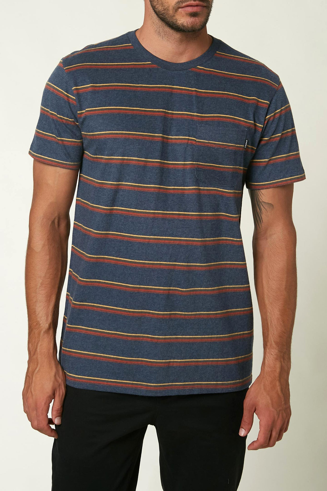 Goathill Tee - Navy Heather | O'Neill