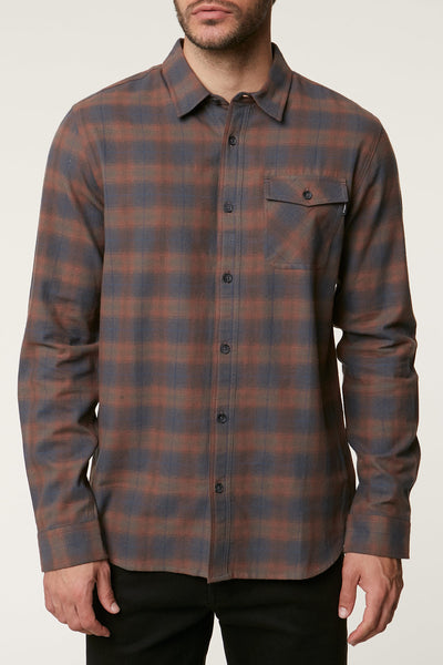 GRAHAM SHADOW FLANNEL