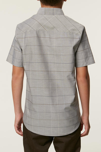 BOYS GRIDLOCK SHIRT