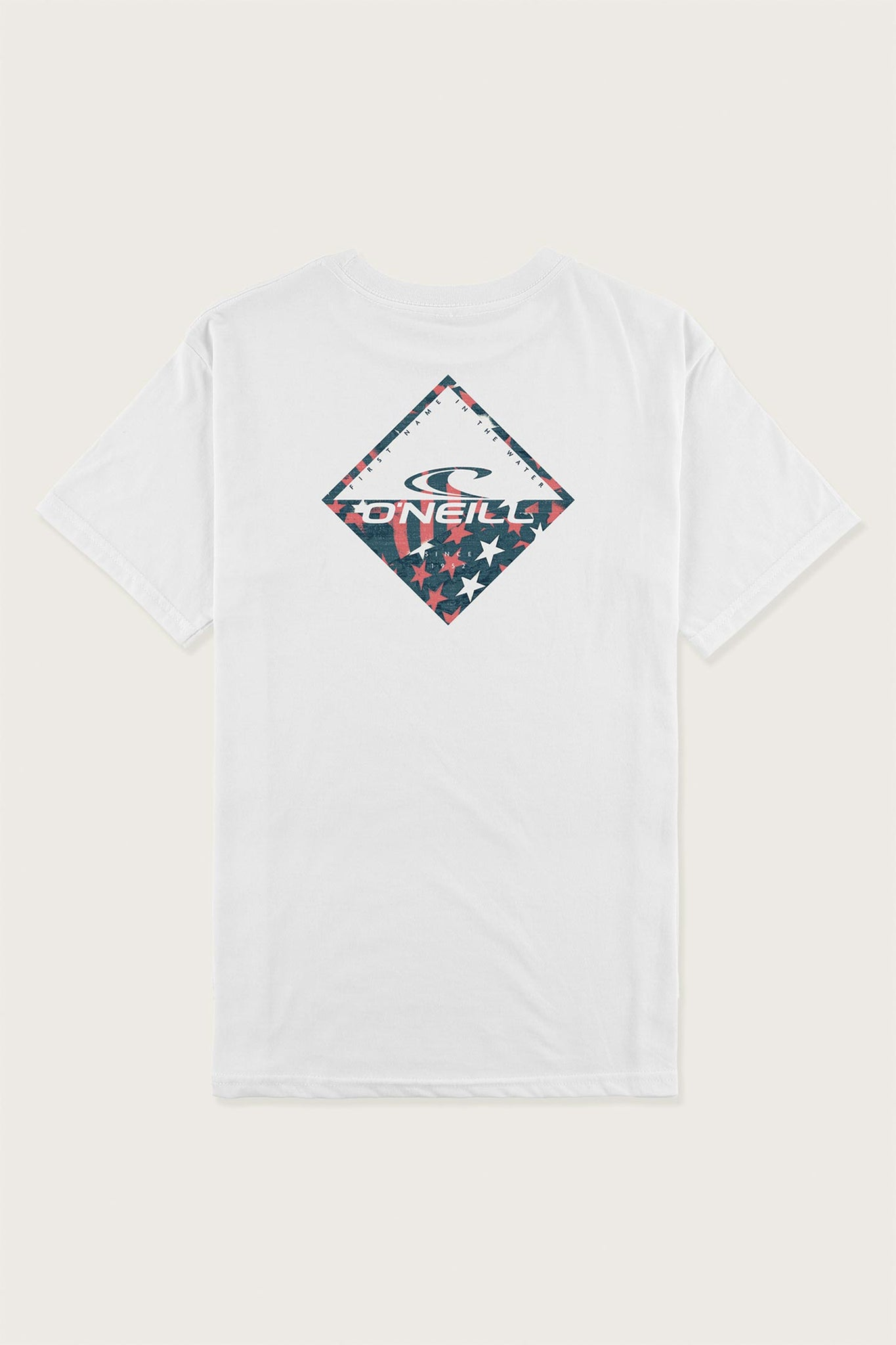 Boys Grounds Tee - White | O'Neill