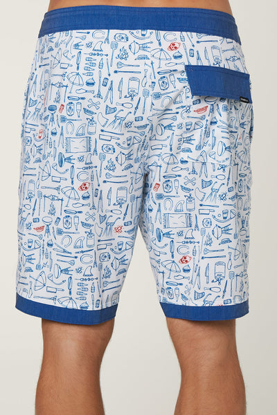 GROWLER CRUZER BOARDSHORTS