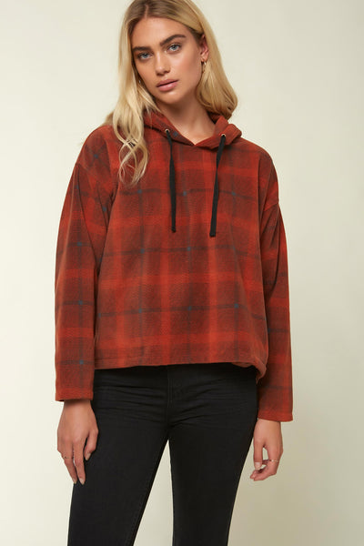 Hampton Superfleece Flannel Top | O'Neill Clothing USA