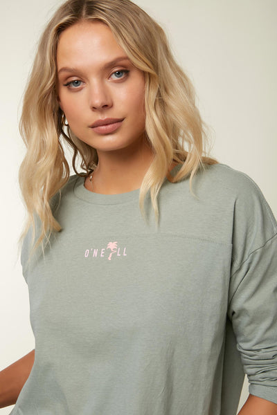 HAPPY LONG SLEEVE TEE