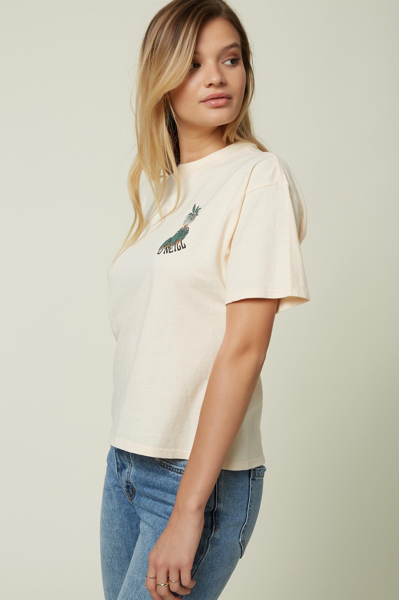 Happy Hour Tee - Vanilla Cream | O'Neill