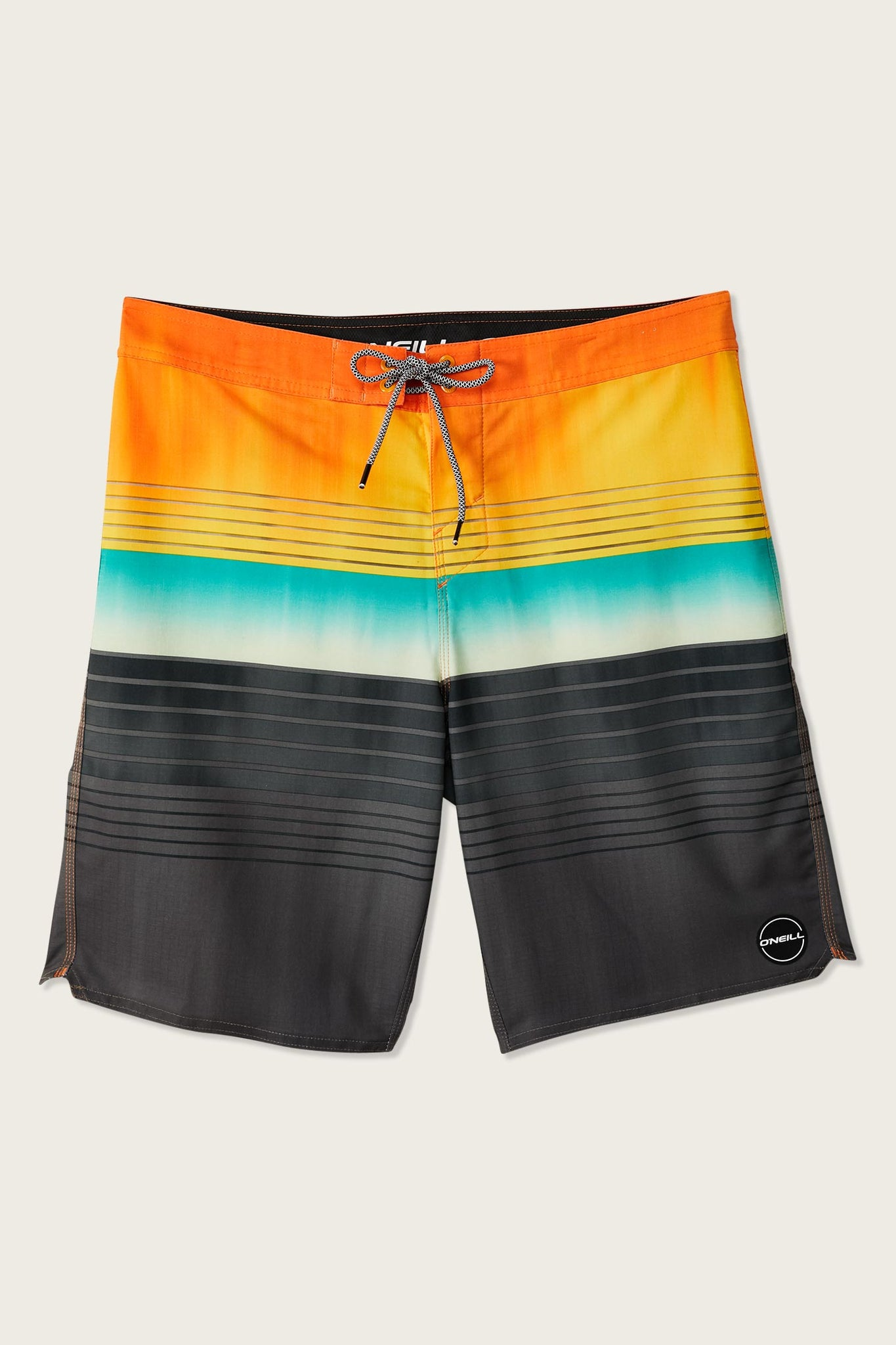 Hyperfreak Heist Boardshorts - Orange | O'Neill