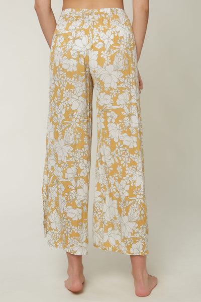 HENSLEY COVER-UP BEACH PANTS