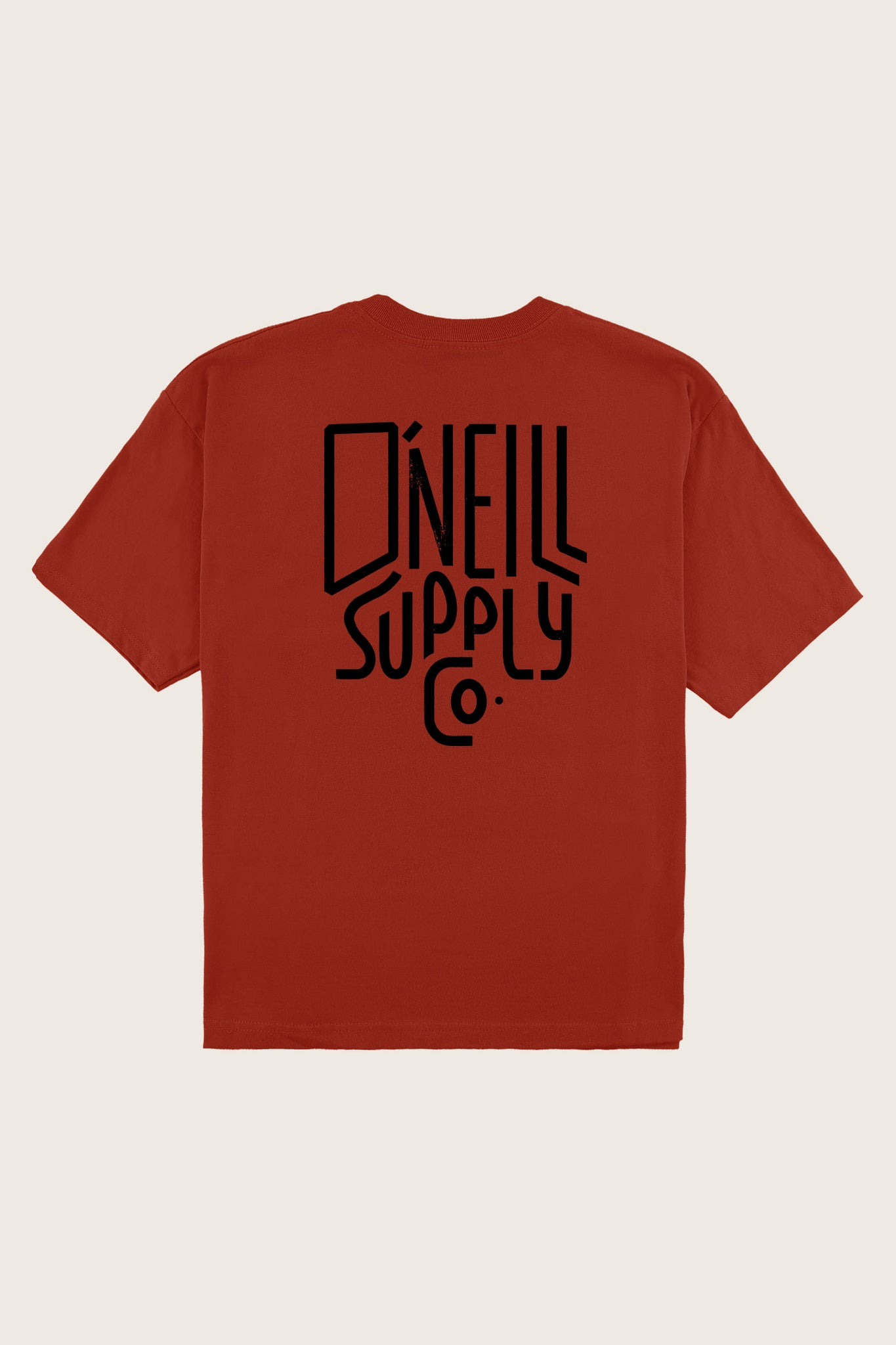 Boys Historic Tee - Red | O'Neill