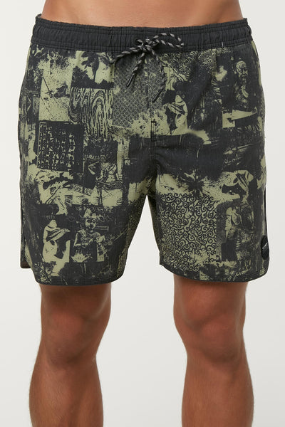HODGE PODGE VOLLEY BOARDSHORTS