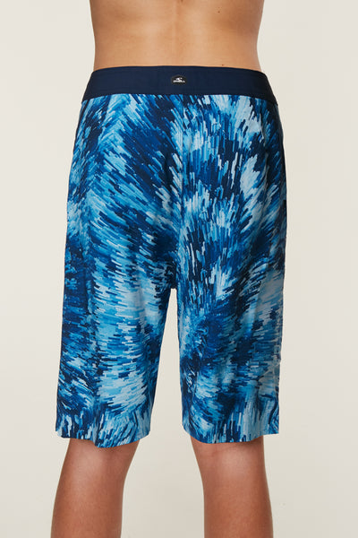 BOYS HYPERFREAK CRYSTALIZE BOARDSHORTS
