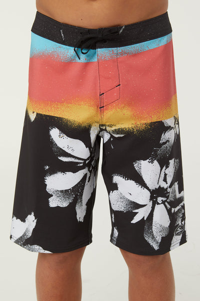 BOYS HYPERFREAK ELEVATE BOARDSHORTS