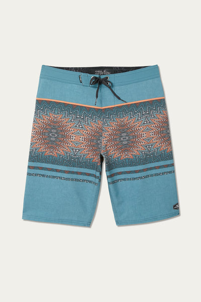 BOYS HYPERFREAK NATIVE BOARSHORTS