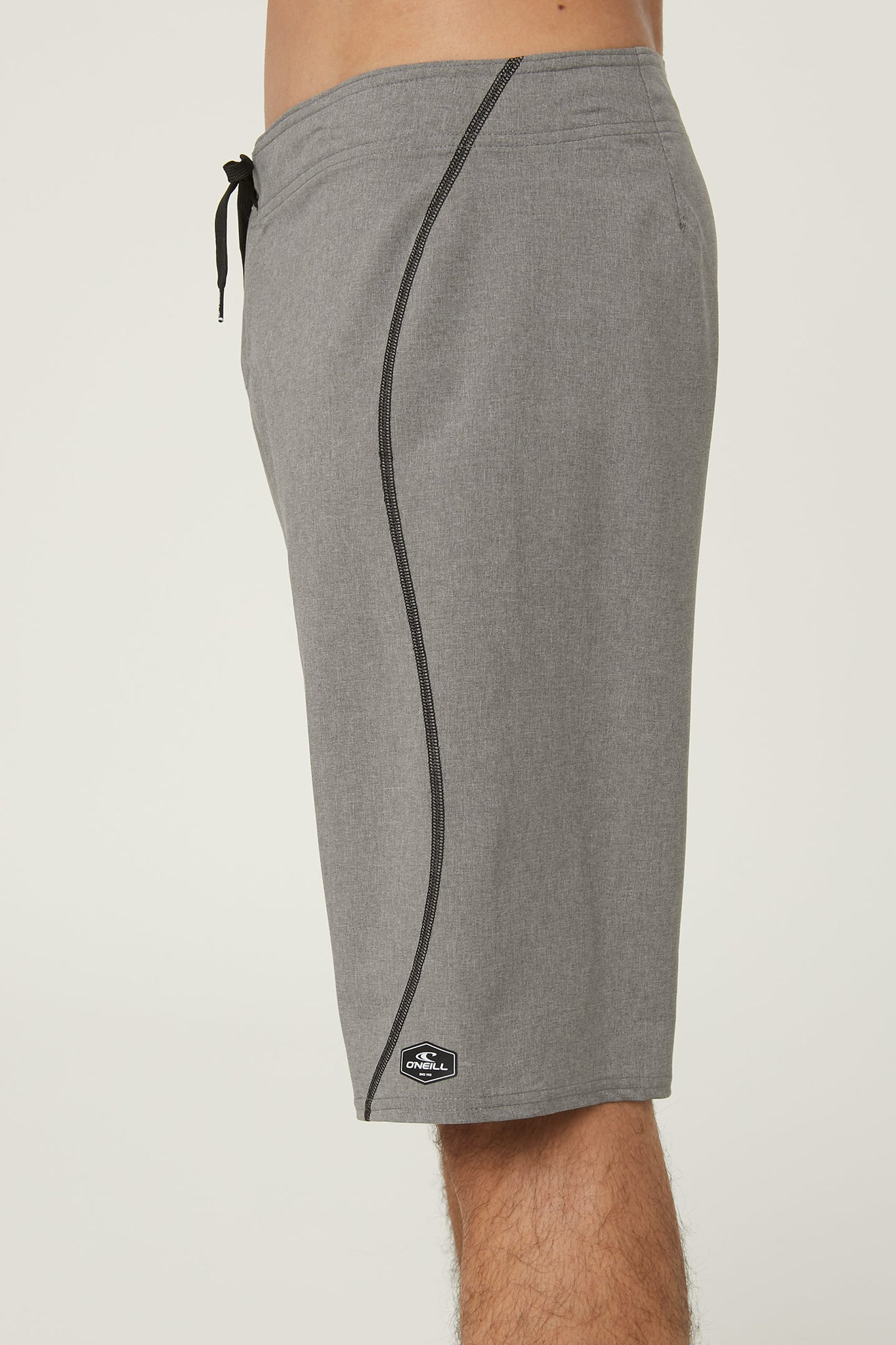 Hyperfreak S Seam Boardshorts - Heather Grey | O'Neill