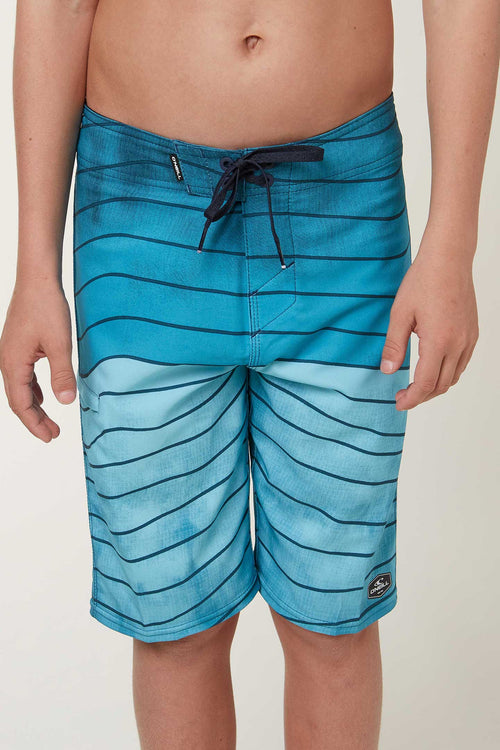 BOYS HYPERFREAK SWELL BOARDSHORTS