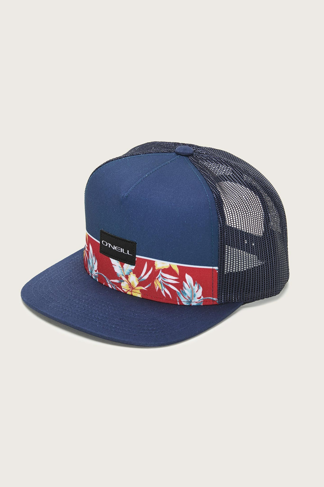 Boys Hyperfreak Trucker Hat - Navy | O'Neill
