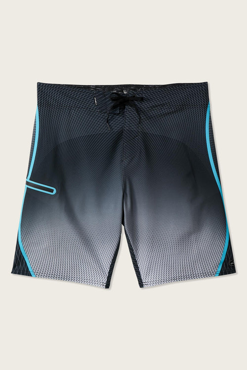 42e2895fef image of HYPERFREAK ZODIAC BOARDSHORTS with sku:SP9106003|BLK|28 ...