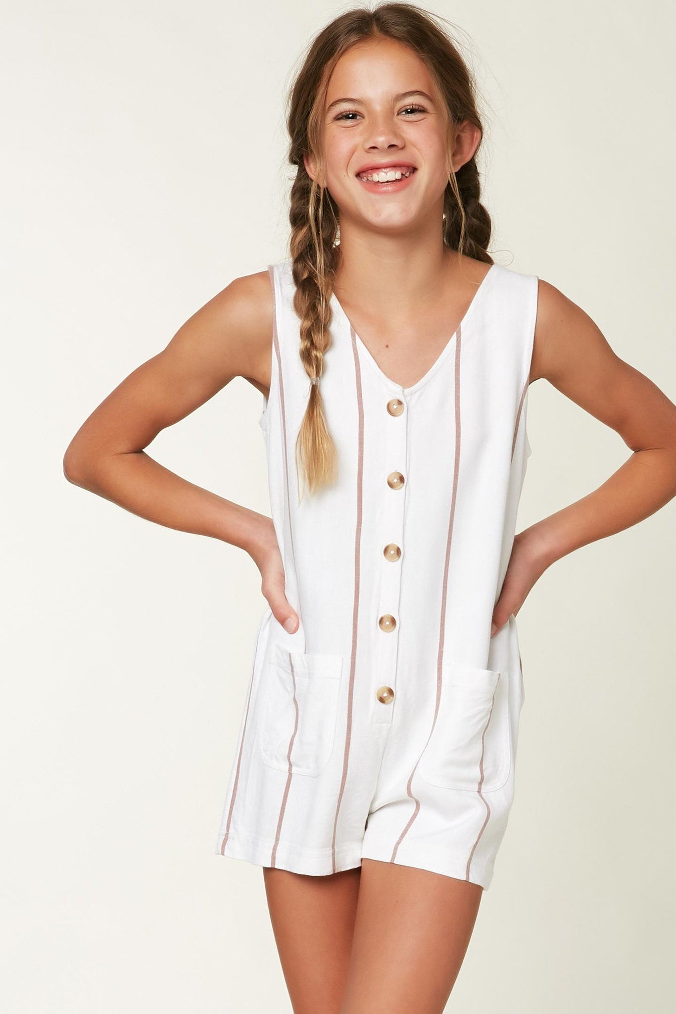 Girls Immie Romper | O'Neill