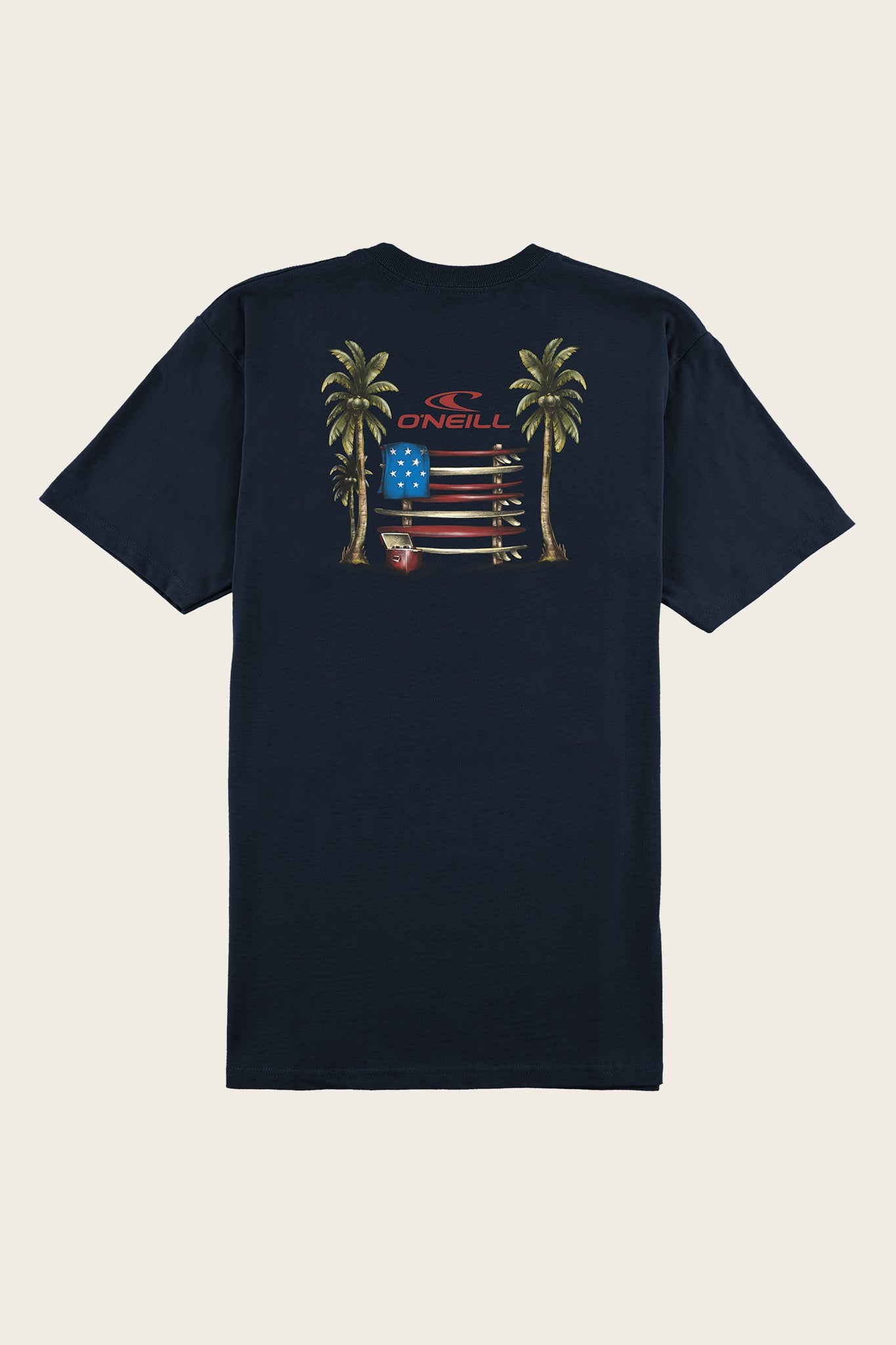 Indivisible Tee - Navy | O'Neill