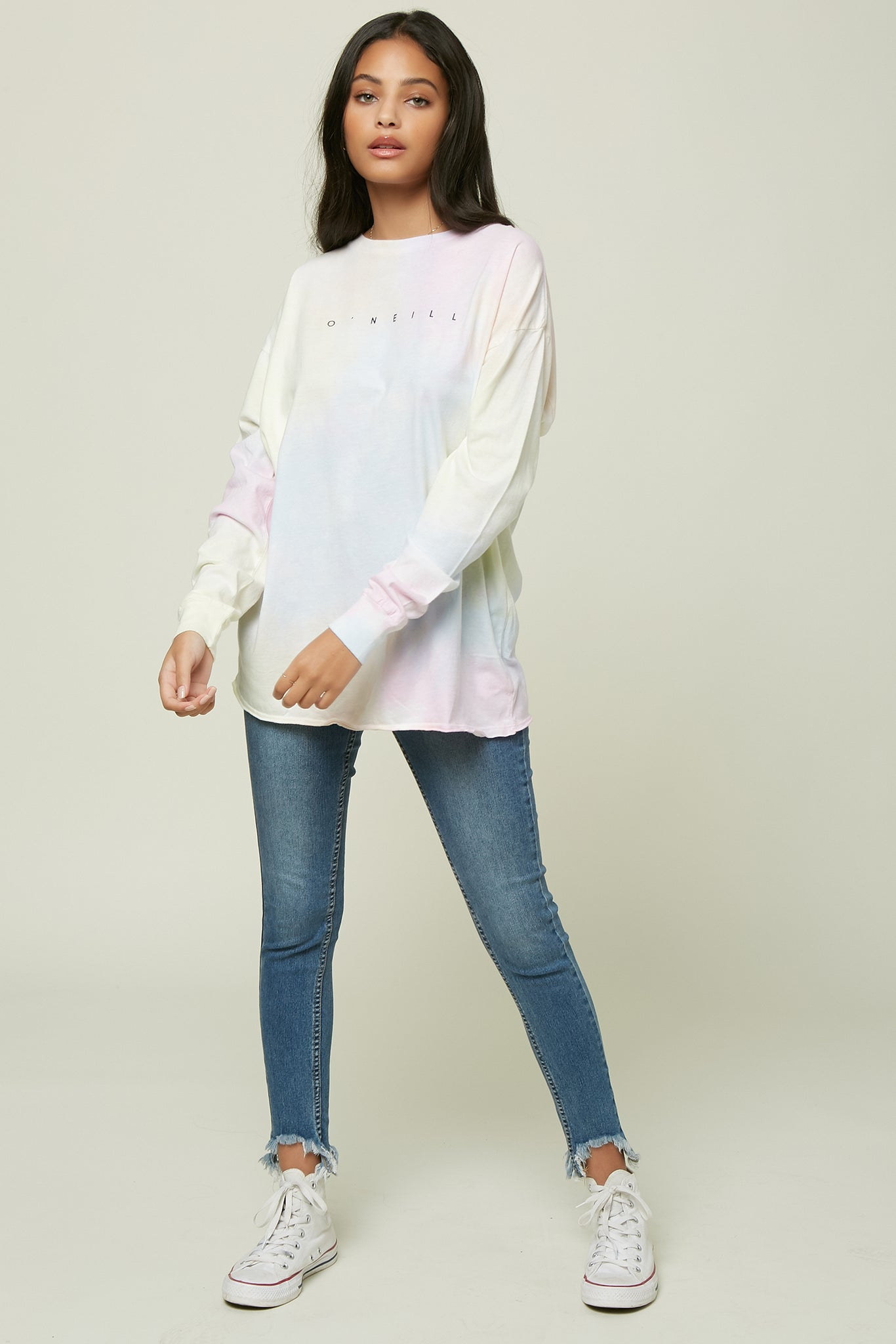 Initial Long Sleeve Tee - Multi Colored | O'Neill