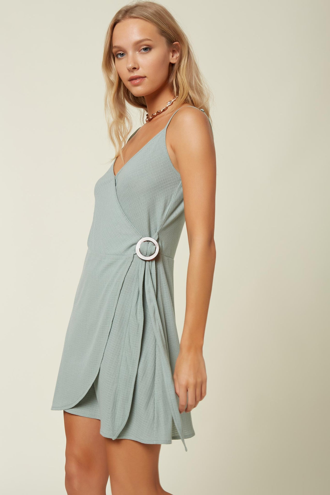 Ivara Dress - Washed Green | O'Neill