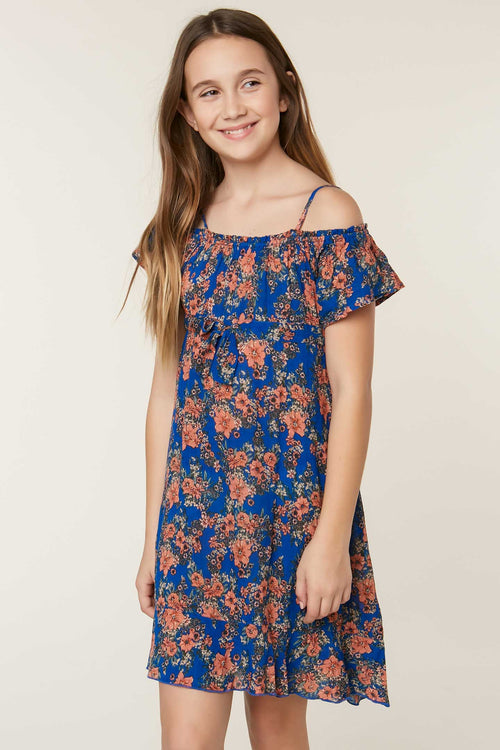 GIRLS JACKIE DRESS