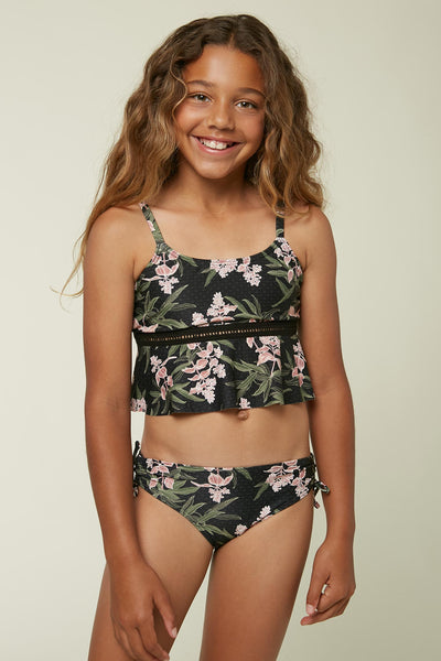 GIRLS JADA TANKINI BRALETTE SET