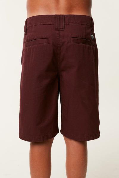 BOYS JAY CHINO SHORTS