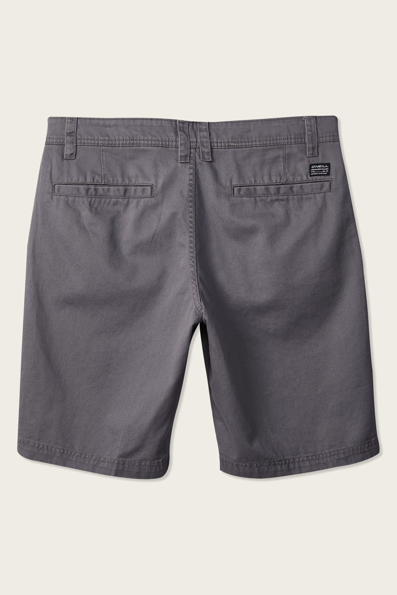 Boys Jay Chino Shorts - Slate | O'Neill