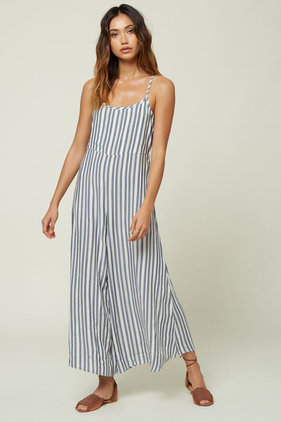 Jen Stripe Romper | O'Neill Clothing USA