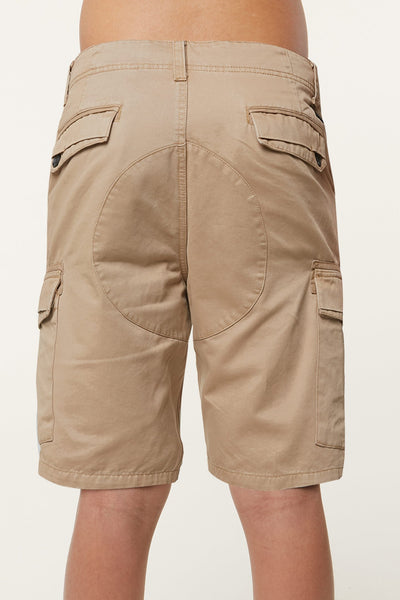 BOYS JOHNNY CARGO SHORTS