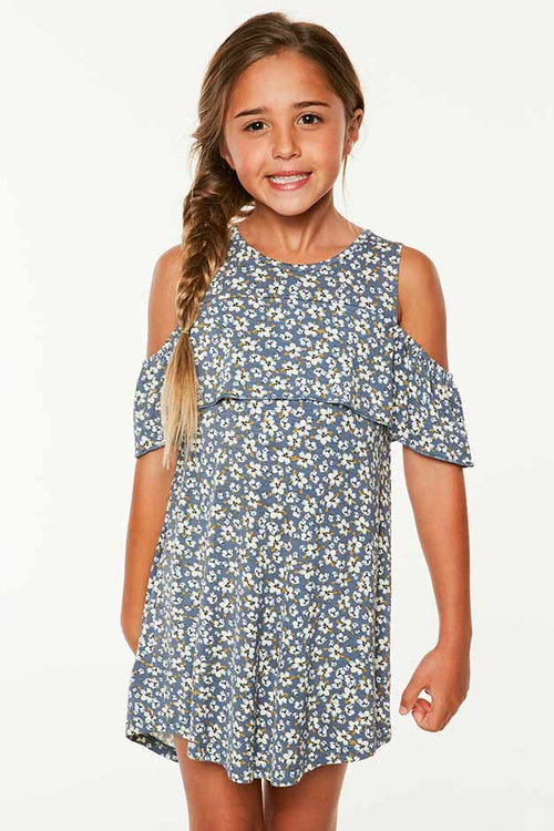 LITTLE GIRLS JULIA DRESS