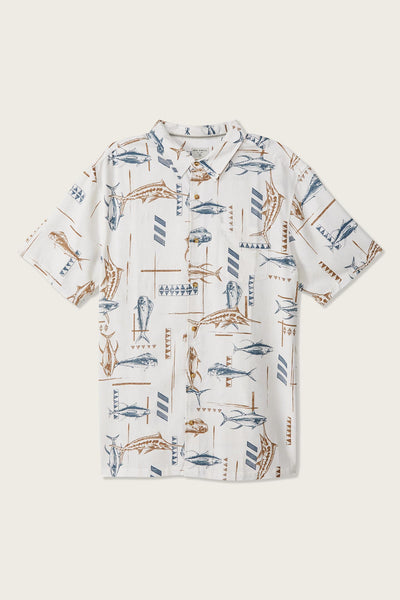 Jack O'Neill King Fisher Shirt | O'Neill Clothing USA