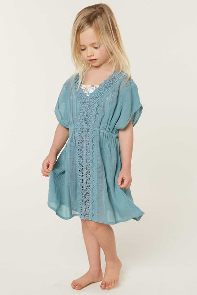 LITTLE GIRLS KIRA COVER-UP