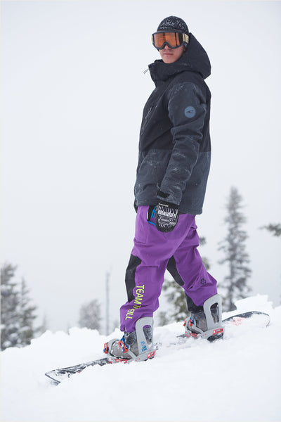 SHRED BIB PANTS