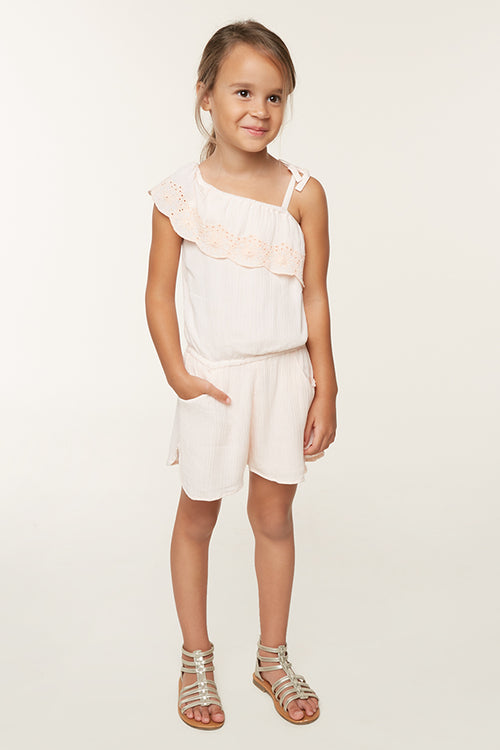 LITTLE GIRLS LANAI ROMPER