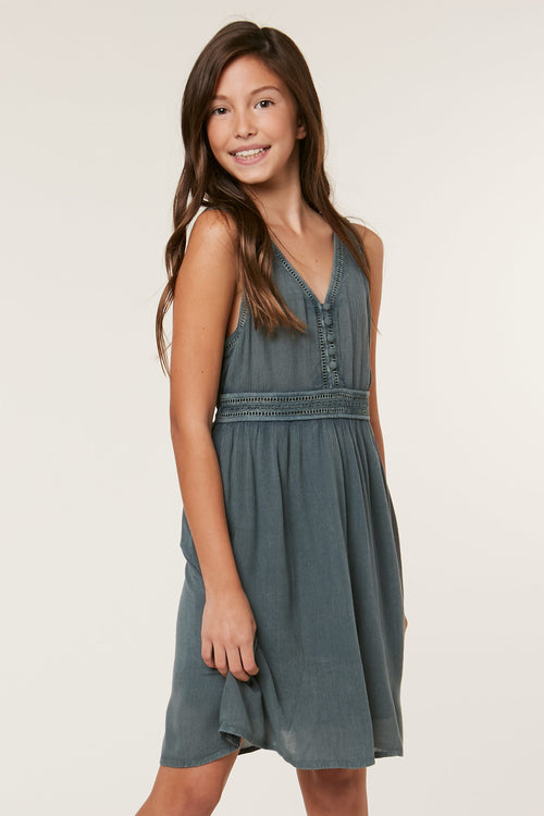 GIRLS LANDER DRESS