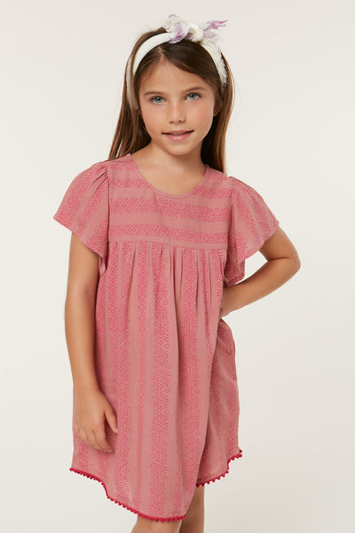LITTLE GIRLS LARK DRESS