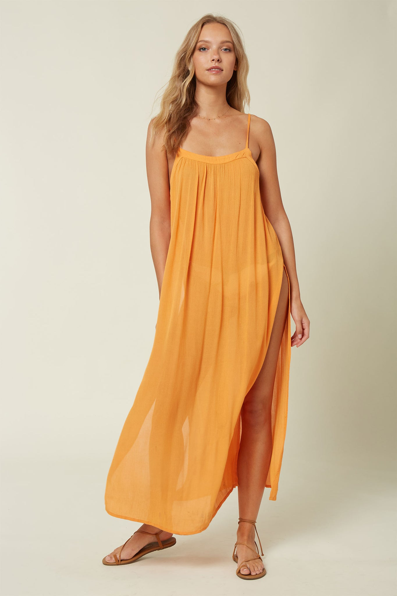 Layna Midi Cover-Up - Marmalade | O'Neill