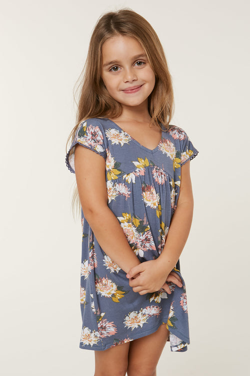 LITTLE GIRLS LENA DRESS